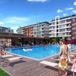 Boutique Daça projesi inşası son sürat devam ediyor