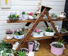 Yazlık bahçesi için dekorasyon fikirleri