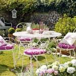 Küçük bahçeler için peyzaj önerileri