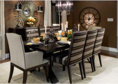 Yemek odası için dekorasyon önerileri