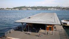 Karaköy'e Akıllı Yüzer İskele